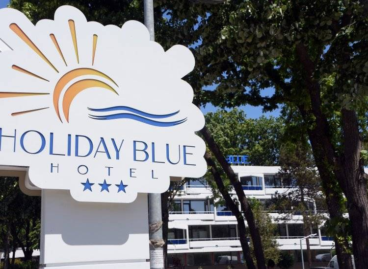 Hotel Holiday Blue 3*